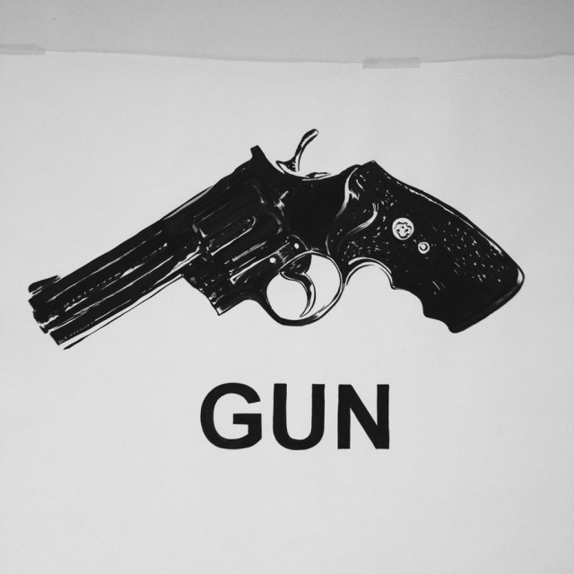 Calvins Gun