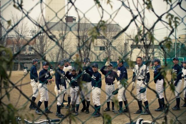 Kyoto Baseball Kids
