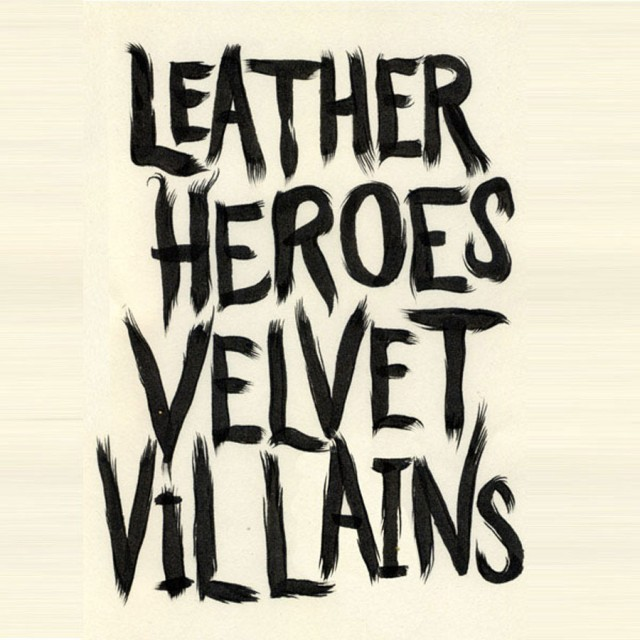Leather Bitch Velvet Villains
