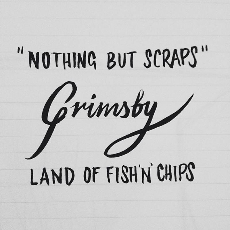 Scraps in Grimsby
