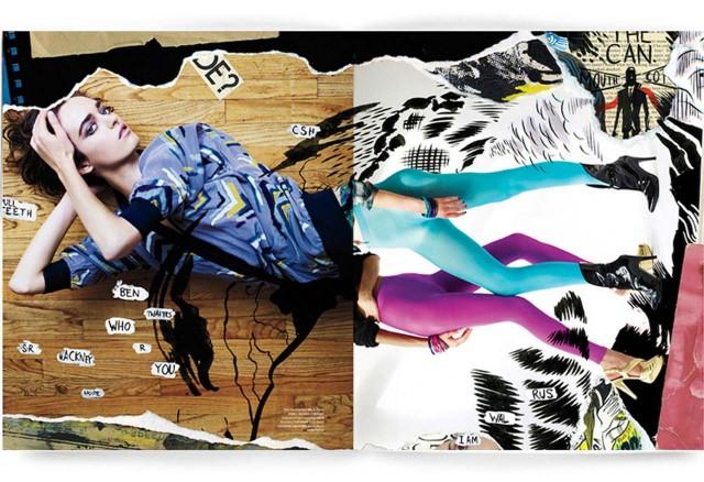 Tokion Magazine Spread