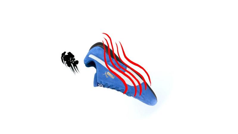 Danny Sangra Puma Blue animation
