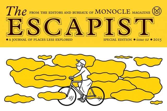 Essays feature illustration for The Escapist Journal