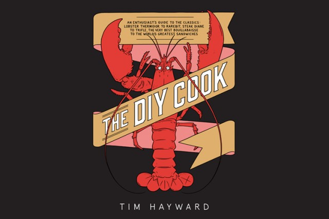 The DIY Cook Cover