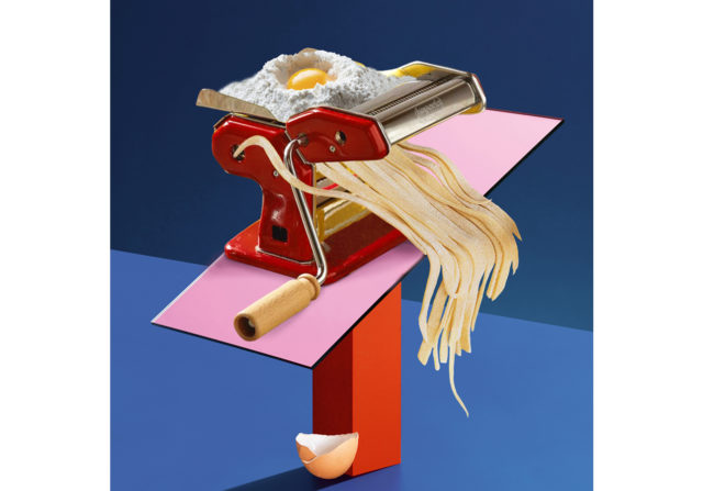 Anna Bu Kliewer illustrates Financial Times column 'I'd be lost without...'