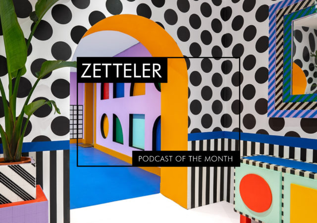 Podcast of the month with London communications agency Zetteler