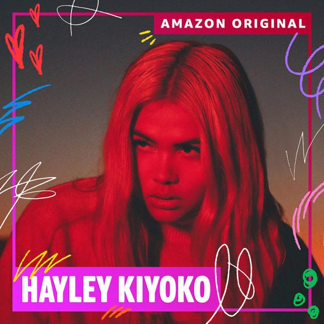 Kate Moross creates artwork for Amazon Music's PROUD Playlist