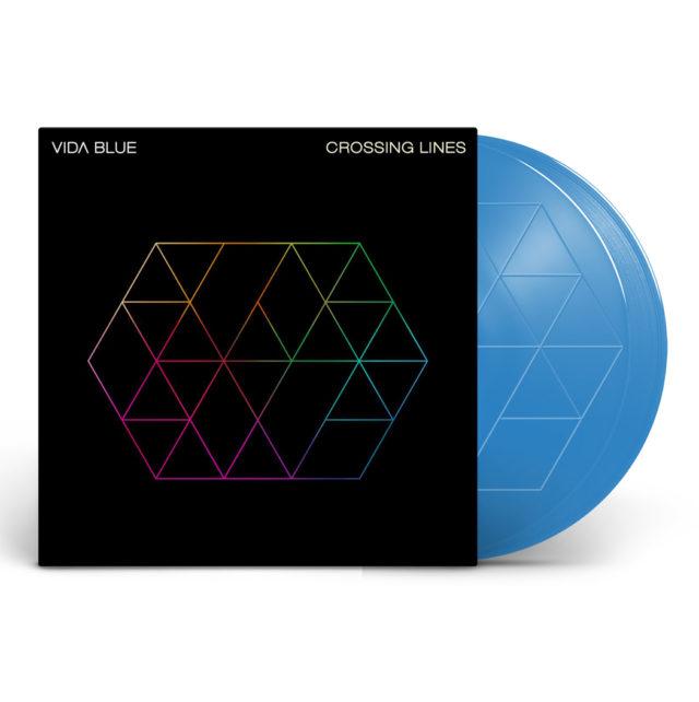Album artwork for Vida Blue by illustrator Steven Wilson