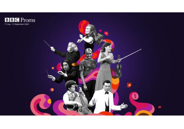 Illustration for BBC Proms Guide 2020